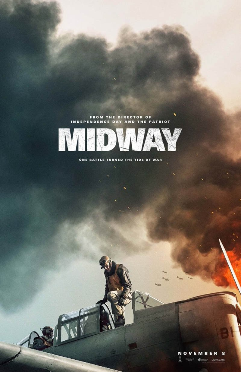 Image result for midway theater poster